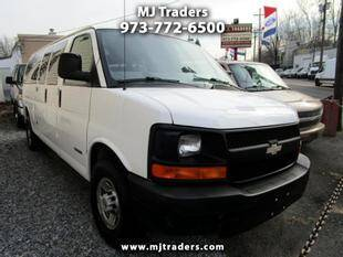 2005 Chevrolet Express Passenger for sale at M J Traders Ltd. in Garfield NJ