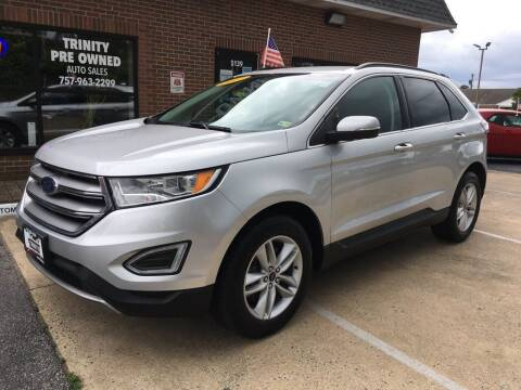 2017 Ford Edge for sale at Bankruptcy Car Financing in Norfolk VA