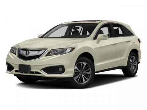 2017 Acura RDX for sale at DICK BROOKS PRE-OWNED in Lyman SC