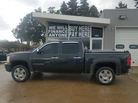 2009 Chevrolet Silverado 1500 for sale at STERLING MOTORS in Watertown SD