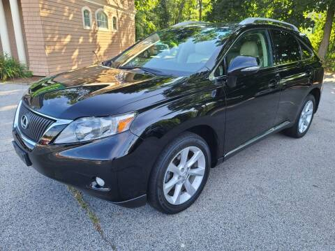 2012 Lexus RX 350 for sale at Car and Truck Exchange, Inc. in Rowley MA