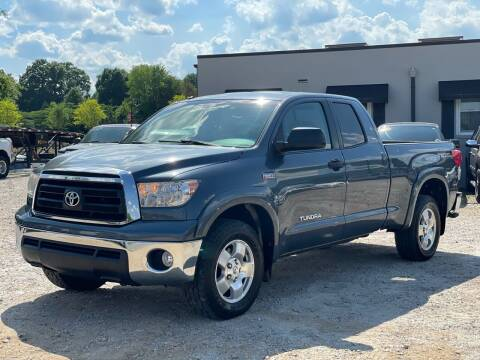 2010 Toyota Tundra for sale at DAB Auto World & Leasing in Wake Forest NC