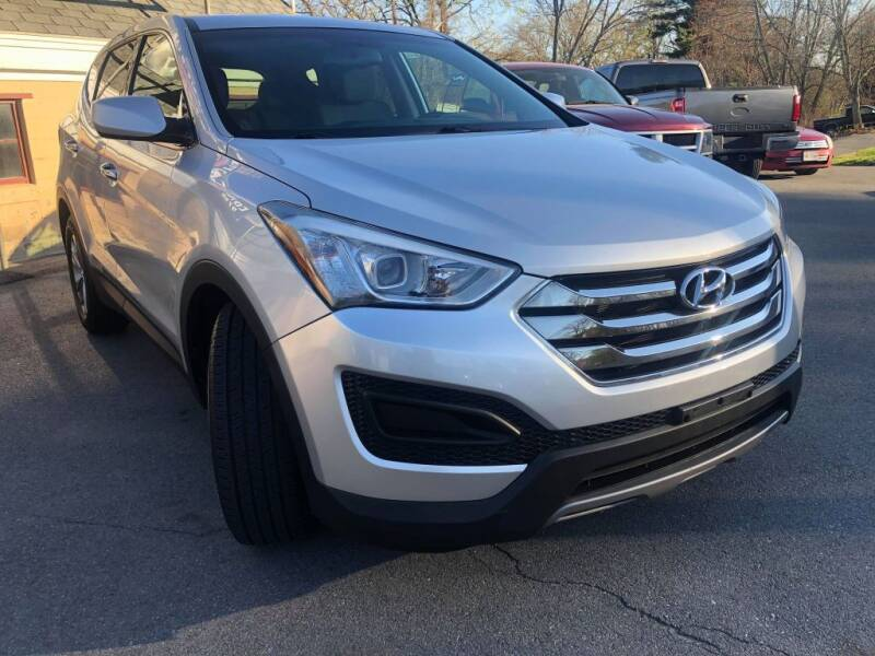 2014 Hyundai Santa Fe Sport for sale at Dracut's Car Connection in Methuen MA