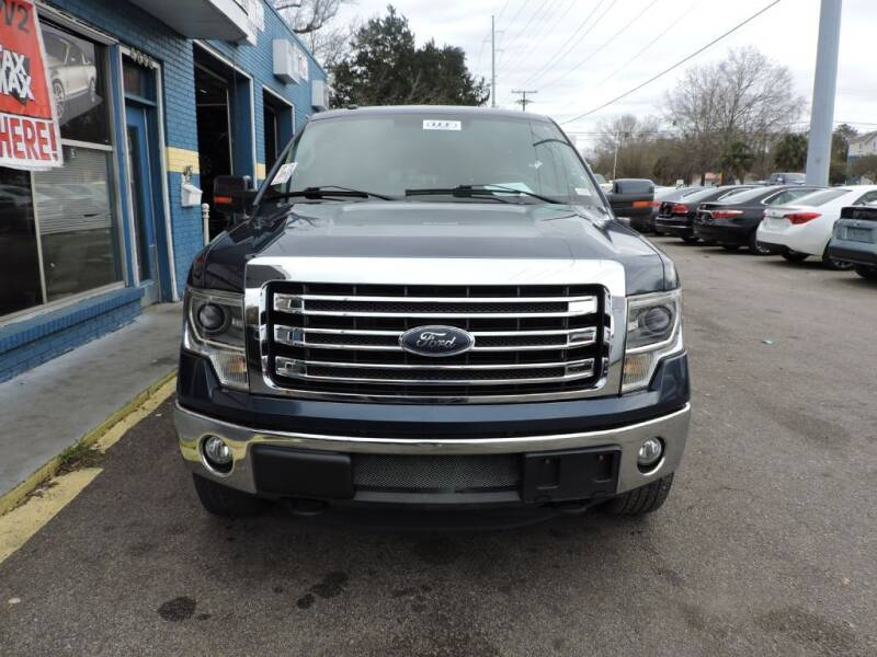 2013 Ford F-150 for sale at Drive Auto Sales & Service, LLC. in North Charleston SC