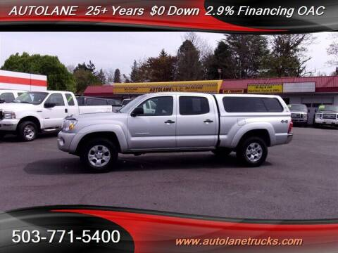 2006 Toyota Tacoma for sale at Auto Lane in Portland OR
