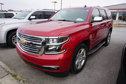 2015 Chevrolet Tahoe for sale at Modern Motors - Thomasville INC in Thomasville NC