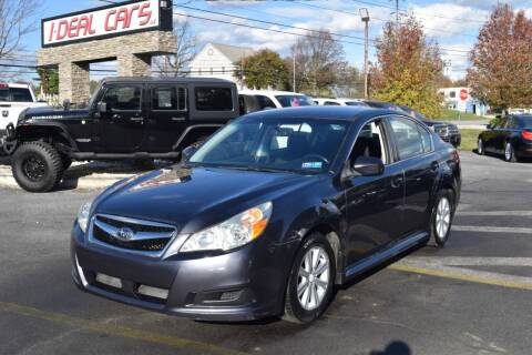 2011 Subaru Legacy for sale at I-DEAL CARS in Camp Hill PA