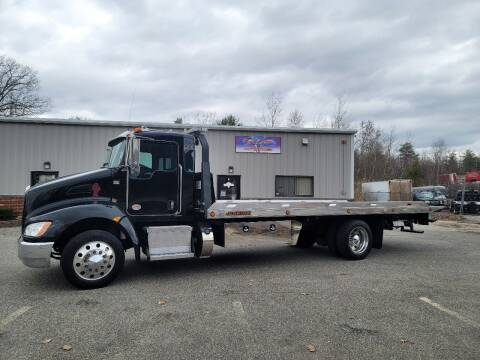2018 Kenworth T270 for sale at GRS Auto Sales and GRS Recovery in Hampstead NH