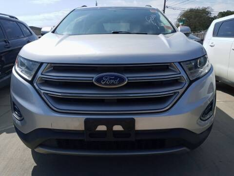 2015 Ford Edge for sale at Auto Haus Imports in Grand Prairie TX