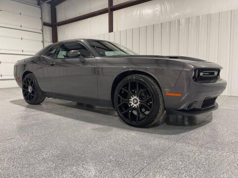2017 Dodge Challenger for sale at Hatcher's Auto Sales, LLC in Campbellsville KY