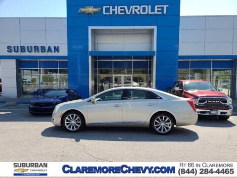 2015 Cadillac XTS for sale at Suburban Chevrolet in Claremore OK