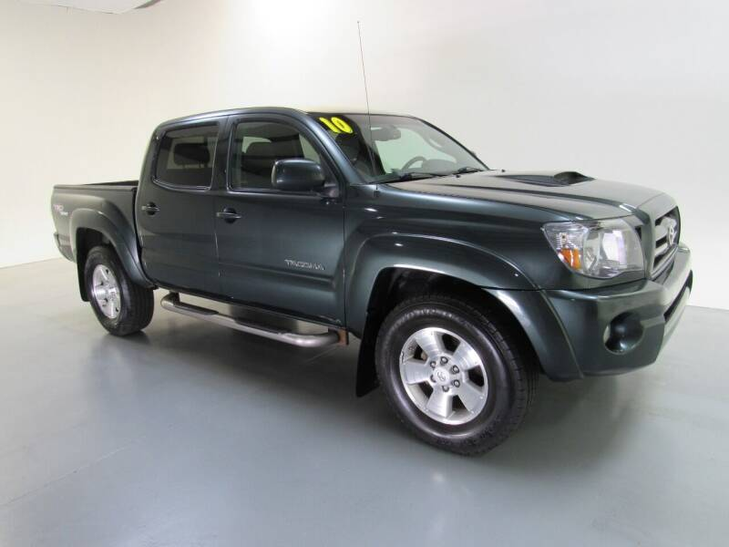 2010 Toyota Tacoma for sale at Salinausedcars.com in Salina KS