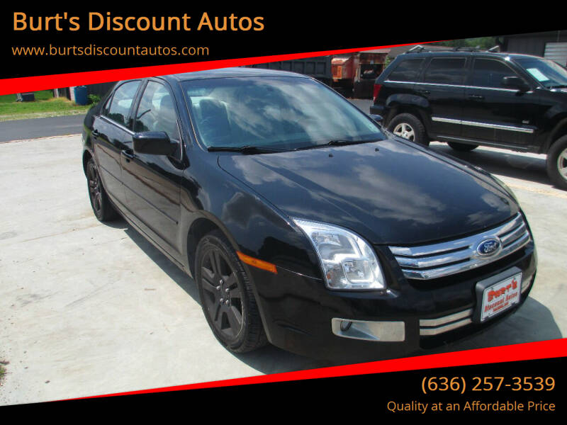 2006 Ford Fusion for sale at Burt's Discount Autos in Pacific MO