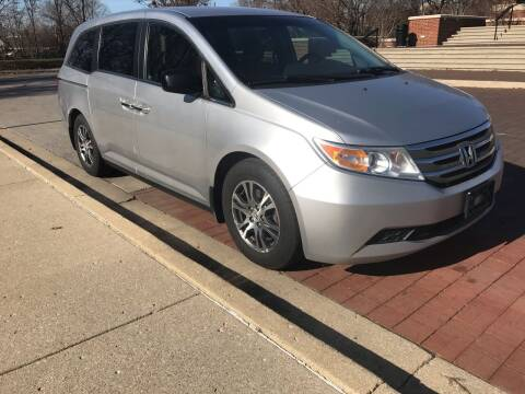 2011 Honda Odyssey for sale at Third Avenue Motors Inc. in Carmel IN