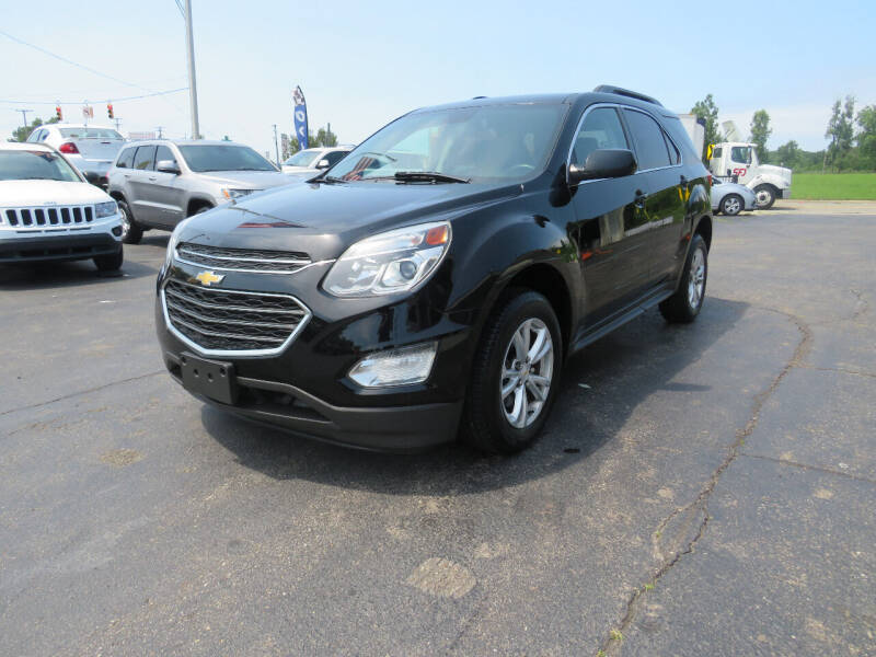 2017 Chevrolet Equinox for sale at A to Z Auto Financing in Waterford MI
