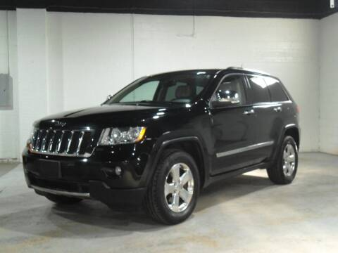 2013 Jeep Grand Cherokee for sale at Ohio Motor Cars in Parma OH