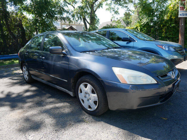 2005 Honda Accord for sale at M & R Auto Sales INC. in North Plainfield NJ