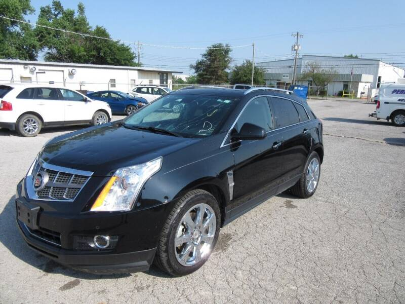 2011 Cadillac SRX for sale at Grays Used Cars in Oklahoma City OK