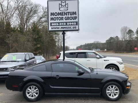2007 Ford Mustang for sale at Momentum Motor Group in Lancaster SC