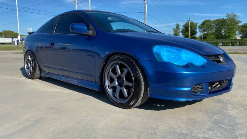 2003 Acura RSX for sale at King of Cars LLC in Bowling Green KY