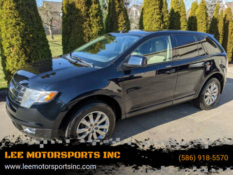 2008 Ford Edge for sale at LEE MOTORSPORTS INC in Mount Clemens MI