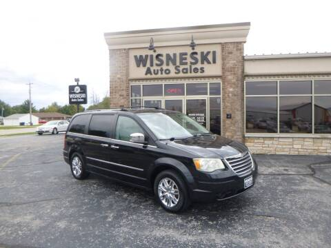 2010 Chrysler Town and Country for sale at Wisneski Auto Sales, Inc. in Green Bay WI