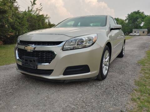 2015 Chevrolet Malibu for sale at The Car Shed in Burleson TX