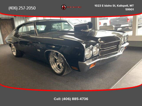 1970 Chevrolet Chevelle for sale at Auto Solutions in Kalispell MT