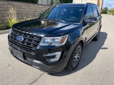 2016 Ford Explorer for sale at World Class Motors LLC in Noblesville IN