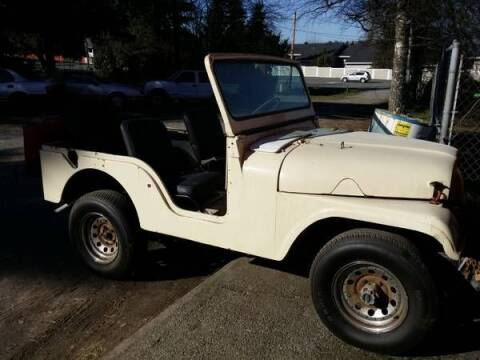 1953 Willys Jeep for sale at Haggle Me Classics in Hobart IN
