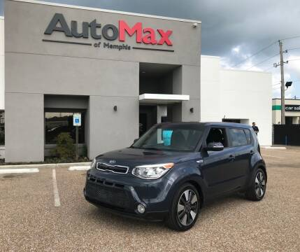 2014 Kia Soul for sale at AutoMax of Memphis in Memphis TN