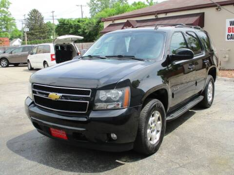 2013 Chevrolet Tahoe for sale at Bill Leggett Automotive, Inc. in Columbus OH