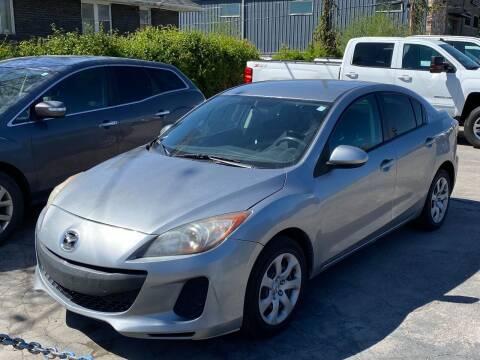 2013 Mazda MAZDA3 for sale at Unlimited Auto Sales in Salt Lake City UT