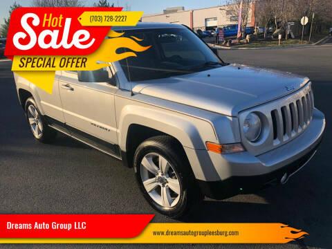 2011 Jeep Patriot for sale at Dreams Auto Sales LLC in Leesburg VA