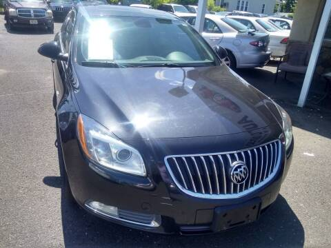 2011 Buick Regal for sale at Wilson Investments LLC in Ewing NJ