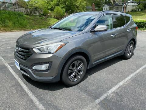 2013 Hyundai Santa Fe Sport for sale at Car World Inc in Arlington VA