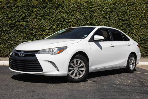 2017 Toyota Camry for sale at Southern Auto Finance in Bellflower CA