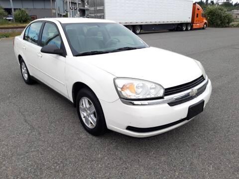 2005 Chevrolet Malibu for sale at South Tacoma Motors Inc in Tacoma WA