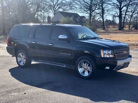 2007 Chevrolet Suburban for sale at Access Auto in Cabot AR