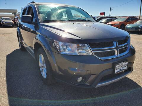 2014 Dodge Journey for sale at BERKENKOTTER MOTORS in Brighton CO