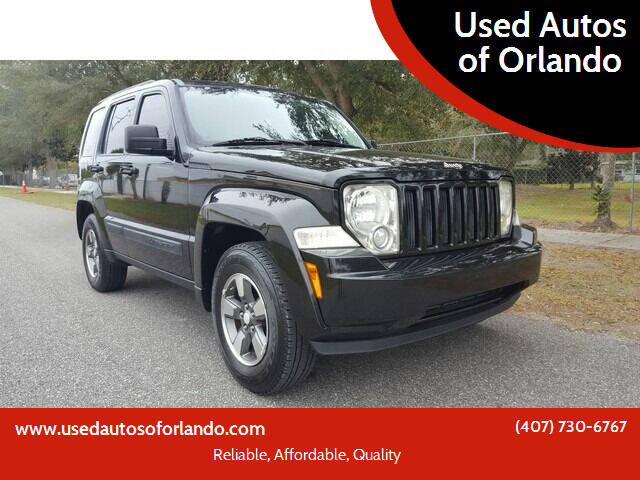 2008 Jeep Liberty for sale at Used Autos of Orlando in Orlando FL