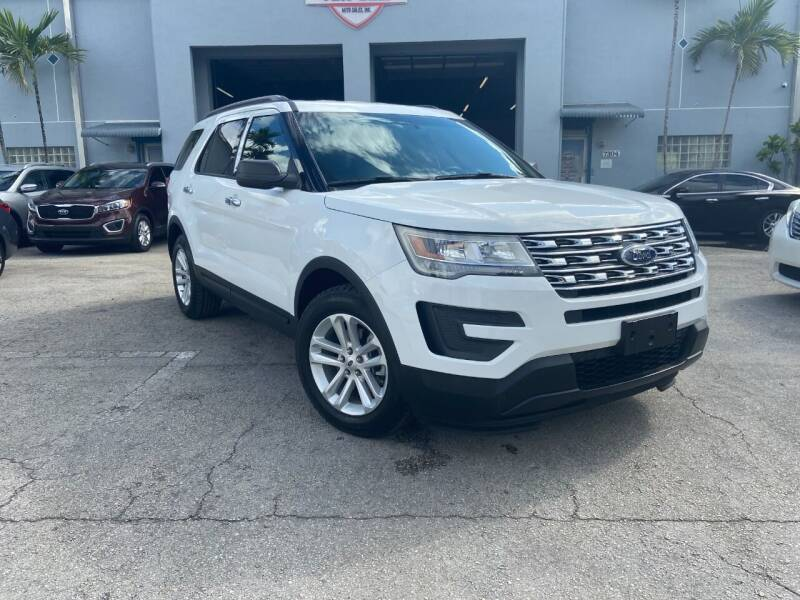 2017 Ford Explorer for sale at Ven-Usa Autosales Inc in Miami FL