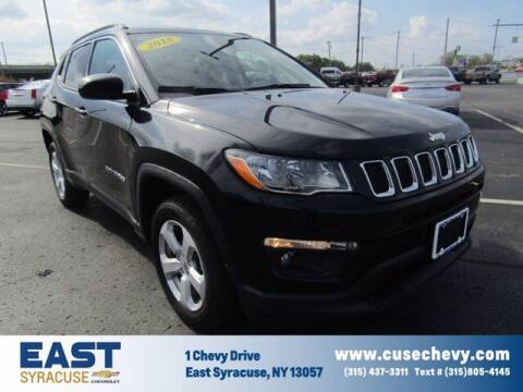 2018 Jeep Compass for sale at East Syracuse Performance Sales & Service in Syracuse NY