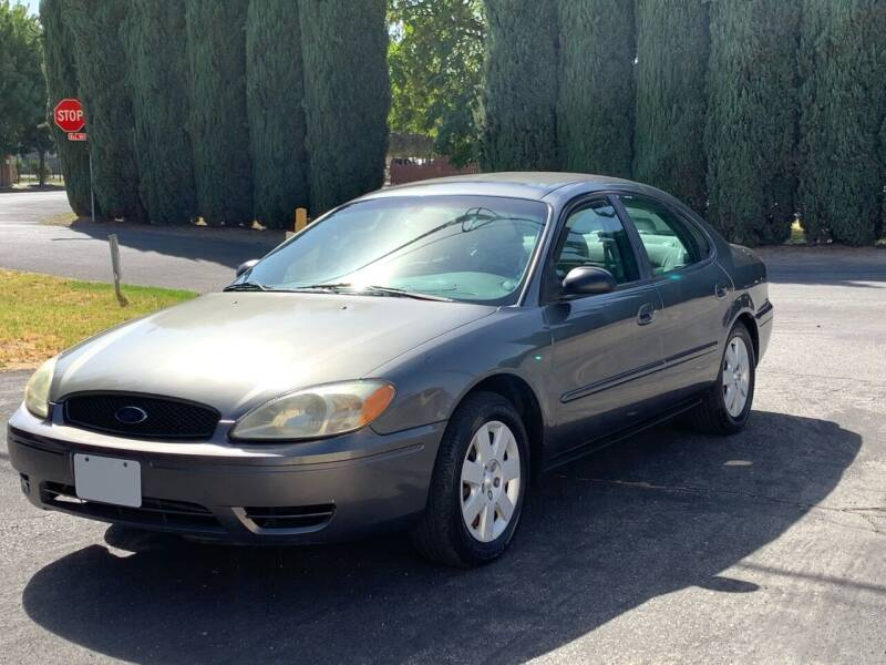 2005 Ford Taurus for sale at River City Auto Sales Inc in West Sacramento CA