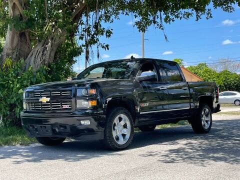 2015 Chevrolet Silverado 1500 for sale at Auto Direct of South Broward in Miramar FL