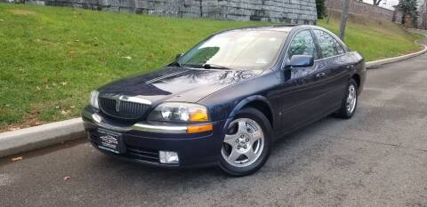 2001 Lincoln LS for sale at ENVY MOTORS LLC in Paterson NJ