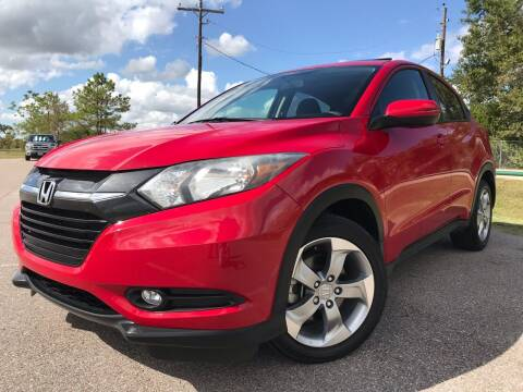 2017 Honda HR-V for sale at AUTO DIRECT in Houston TX