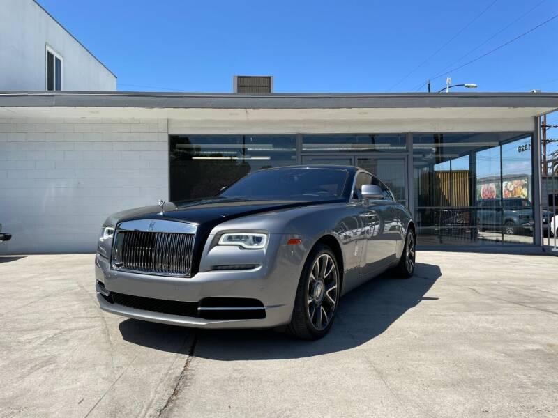 2017 Rolls-Royce Wraith for sale in Burbank, CA