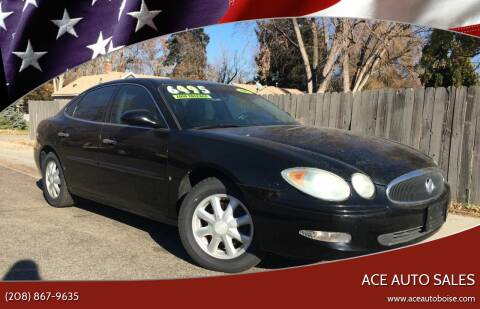 2006 Buick LaCrosse for sale at Ace Auto Sales in Boise ID