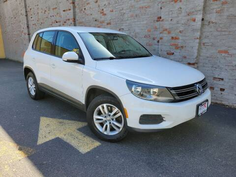 2013 Volkswagen Tiguan for sale at GTR Auto Solutions in Newark NJ